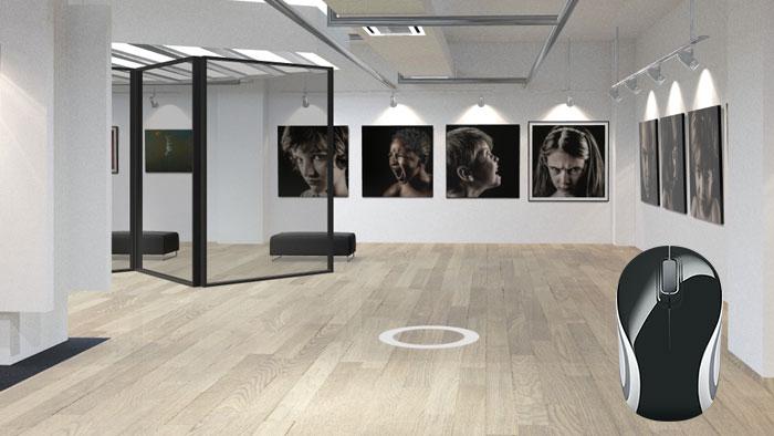 Click Virtual Gallery 3D